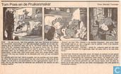 Bandes dessinées - Tom Pouce - Tom Poes en de Pruikenmaker
