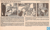 Strips - Bommel en Tom Poes - Tom Poes en de Pruikenmaker
