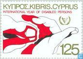 Postage Stamps - Cyprus [CYP] - Int. year of people with disabilities