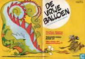 Comic Books - Storende verhalen - De Vrije Balloen 4
