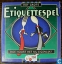 Het Grote Etiquette Spel - reclame Douwe Egberts