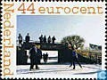 Postage Stamps - Netherlands [NLD] - Eleven Cities Tour 1986