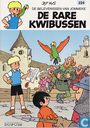 Comic Books - Jeremy and Frankie - De rare kwibussen