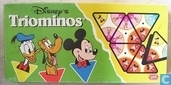 Board games - Triominos - Disney Triominos
