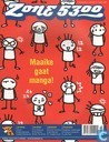 Bandes dessinées - Zone 5300 (tijdschrift) - 2007 nummer 3