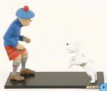 Tintin et Milou - L'Ile Noire