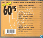 Platen en CD's - Diverse artiesten - The great 60's