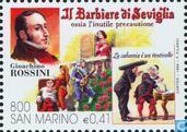 Timbres-poste - Saint-Marin - Opera