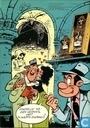 Comic Books - Sammy [Berck] - De lijfwacht met acht poten