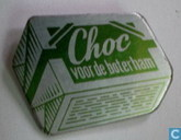 Choc voor de boterham [light green]