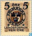 Postage Stamps - Sweden [SWE] - Landstorm