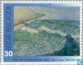 Timbres-poste - Belgique [BEL] - Oeuvres d'Art Belges à l'Etranger