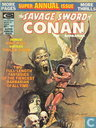 Comic Books - Conan - Super annual 1