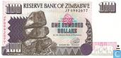 Bankbiljetten - Zimbabwe - 1994-2004 Issue - Zimbabwe 100 Dollars 1995