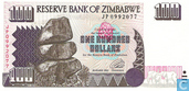 Simbabwe 100 Dollars