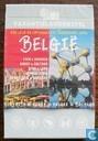 Jeux de société - Vakantielandenspel - Vakantielandenspel: Belgie