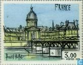 Postage Stamps - France [FRA] - Painting Bernard Buffet