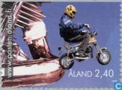 Postage Stamps - Åland Islands [ALA] - Youth Activities