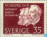 Postzegels - Zweden [SWE] - Nobelprijs