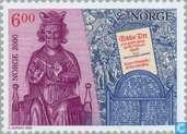 Postzegels - Noorwegen - Historische gebeurtenissen