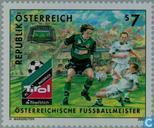 Briefmarken - Österreich [AUT] - Fussball Meister FC Tirol