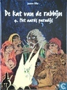 Comic Books - Kat van de rabbijn, De - Het aards paradijs