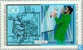 Briefmarken - Berlin - Handwerksberufe