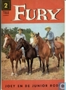 Comic Books - Fury - Joey en de junior rodeo