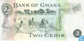 Billets de banque - Ghana - 1972-1978 Issue - Ghana 2 Cedis 1977
