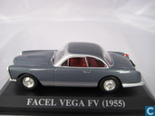 Voitures miniatures - Altaya - Facel Vega FV