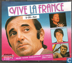 Vinyl records and CDs - Various artists - Vive La France