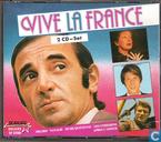 Disques vinyl et CD - Artistes variés - Vive La France