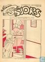 Strips - Sjors [BEL] (tijdschrift) - Sjors 08-09