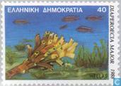 Postage Stamps - Greece - Mediterranean Sea