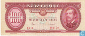 Banknotes - Hungary - 1957-1989 Issue - Hungary 100 Forint 1984