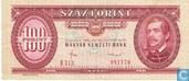 Bankbiljetten - Magyar Nemzeti Bank:   B - Hongarije 100 Forint