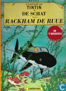 Bandes dessinées - Tintin - De schat van Rackham de Ruue