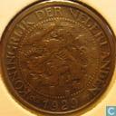 Monnaies - Pays-Bas - Pays Bas 1 cent 1929