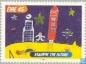Briefmarken - Irland - Stampin 'the Future