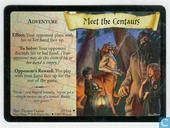 Trading cards - Harry Potter 1) Base Set - Meet the Centaurs