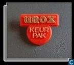 Speldjes, pins en buttons - Unox - Unox Keurpak [rood]