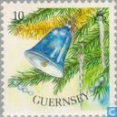 Postzegels - Guernsey - Kerstboomversiering