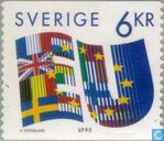 Timbres-poste - Suède [SWE] - Europe