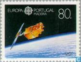 Timbres-poste - Madère - Europe – Espace