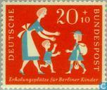 Postage Stamps - Germany, Federal Republic [DEU] - Berlin children