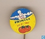 fromage avec  tomate Primula