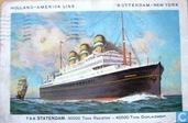 Ansichtkaarten - Scheepvaart - T.S.S. Statendam