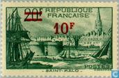 Postage Stamps - France [FRA] - Overprints