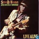 Platen en CD's - Stevie Ray Vaughan & Double Trouble - Live Alive
