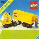 Lego 6692 Tractor Trailer